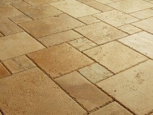 Natural Tile Cleaning