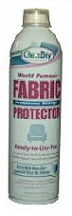 Chemdry fabric protector