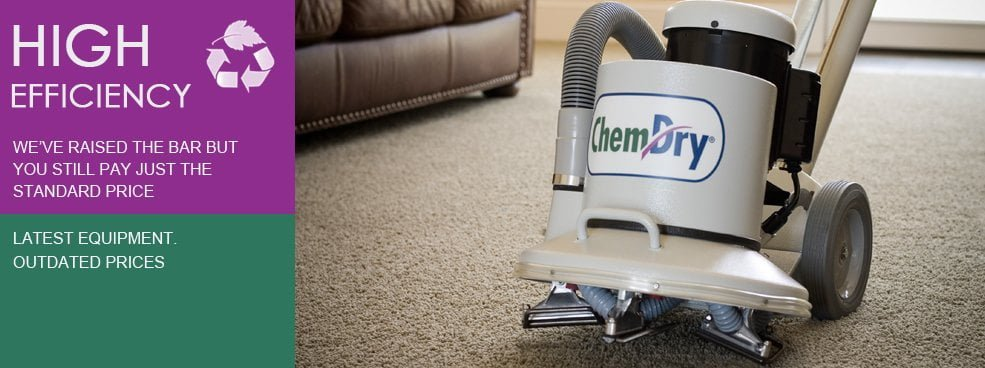 ChemDry carpet cleaning services