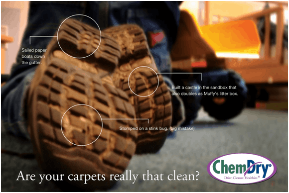 periodic carpet cleaning