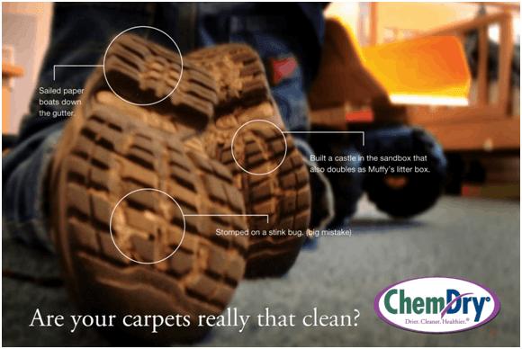 periodic carpet cleaning
